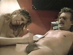 Classic Lady Blows Her Man