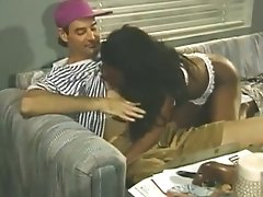 Exotic Vintage, Interracial XXX Movie