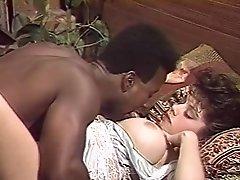 Aja, Gail Force, Kim Alexis In Antique XXX Movie