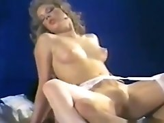 Beautiful Blonde Babe Fucks In Vintage Porn Edition