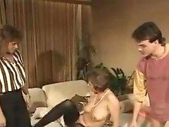 Gruppen Sex Mit Strapon
