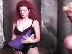 Domina Has Fun With Her Big Boobed Sluts