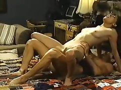 Dillan Chelsea And Michael Stefano Getting Their Freak On In The Bed Room
