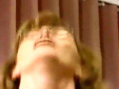 Amazing Amateur Stockings, Blonde Sex Video